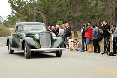 Lincoln K-548 LeBaron Coupe s-n K4209 1935 2