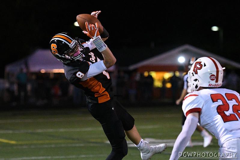 Shelton High vs. Fairfield Prep - High School Football