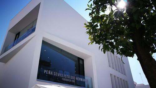 Nueva sede de la Peña Sevillista de Dos Hermanas