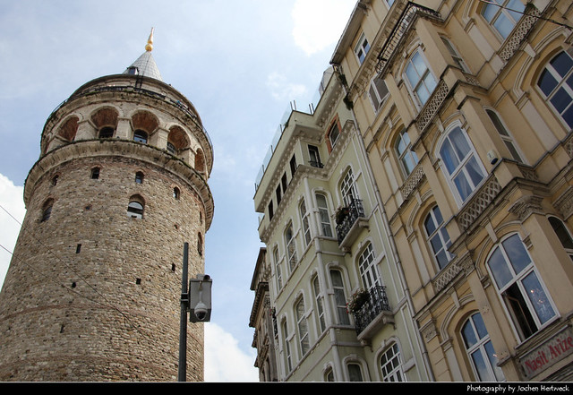 Galata Kulesi, Istanbul, Turkey