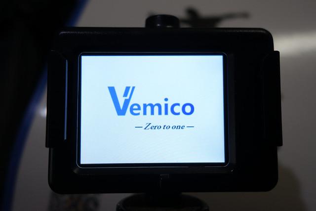 Vemico アクションカメラ 4K カメラ 防水 ウェアラブルカメラ WIFI搭載 アクションカム 1600万画素 2インチ液晶画面 170度広角 40m防水 スポーツカメラ バイクや自転車/カート/車に取り付け可能 リモコン付き 三つ電池式取付自由