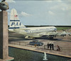 Opel and Pan American  Boeing Stratocuiser  N1035V by coconv