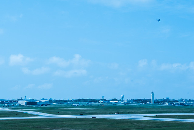 嘉手納 Kadena U.S. Air Base, Okinawa, 11 Aug 2017 -00370