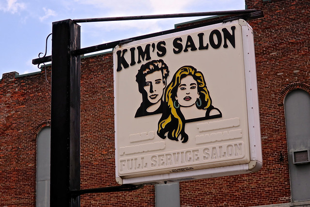 Kim's Salon, Rushville, IN, Canon POWERSHOT G9 X