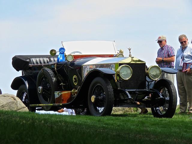 1914 Rolls Royce Silver Ghost Misselwood 24