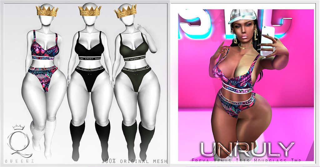 QUEENZ | Unruly - SecondLifeHub.com