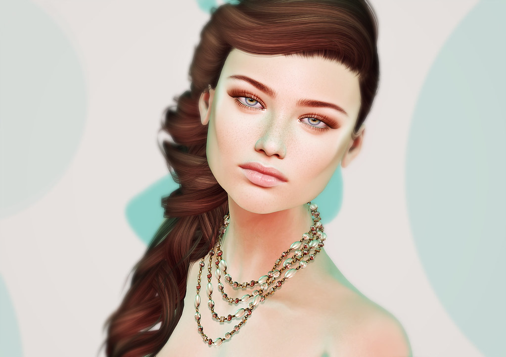 (Kunglers) Serena necklace AD - SecondLifeHub.com