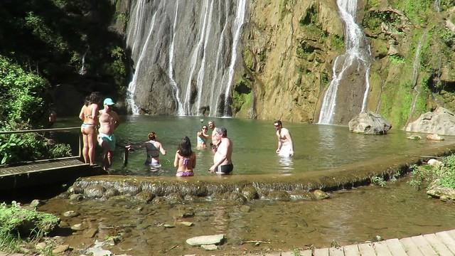 Boca da Onça Waterfall