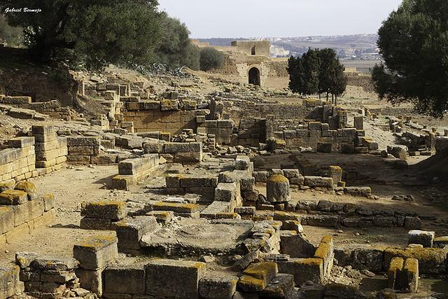 Necrópolis de Chellah - Rabat