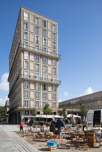 Auguste Perret's Modernist Development