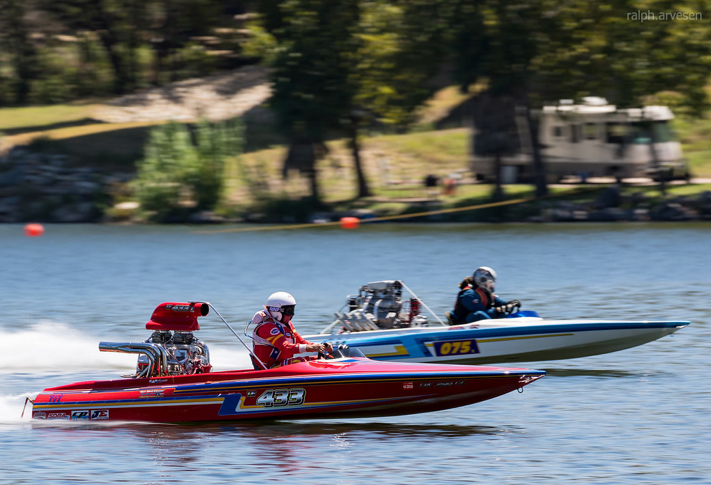 Top Eliminator At The Lucas Oil Drag Boat Race Series In