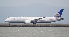 United Airlines Boeing 787 -9 N38955 DSC_0102
