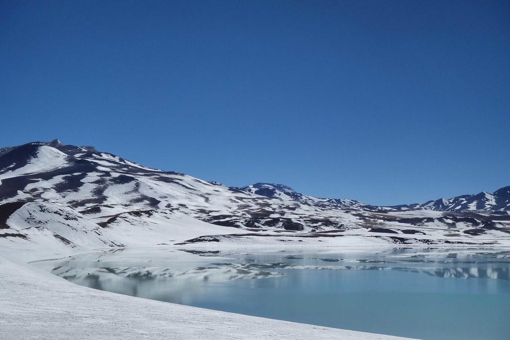 San Pedro Atacama - Piedras Rojas - Laguna Talar 1