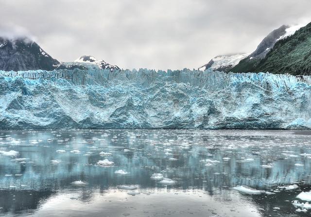 Meares Glacier near Valdez