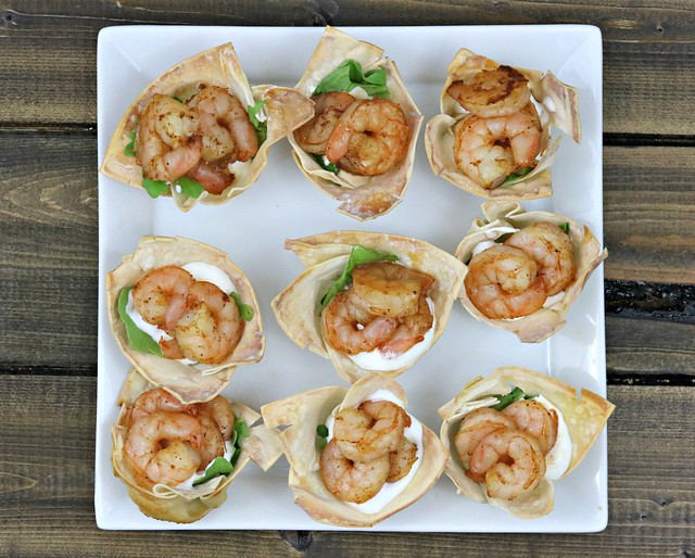 Shrimp Cups Top