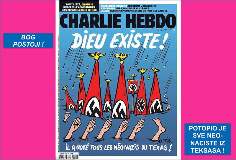 Bog postoji – Charlie Hebdo