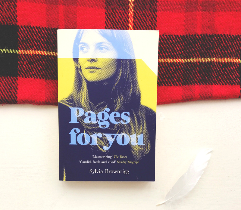 pages for you sylvia brownrigg book review bloggers uk vivatramp