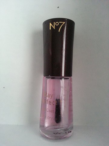 No7 Top coat