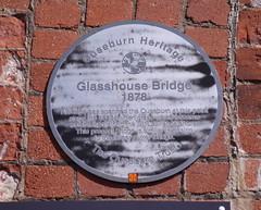 Photo of Black plaque number 43592