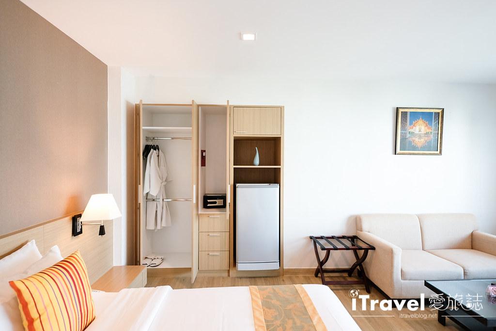 芭达雅埃德尔菲饭店 Adelphi Pattaya Hotel (17)