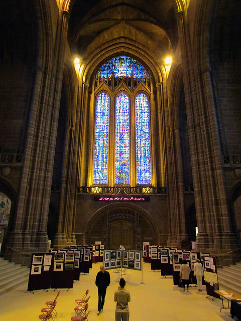 Liverpool Cathedral, August 2017