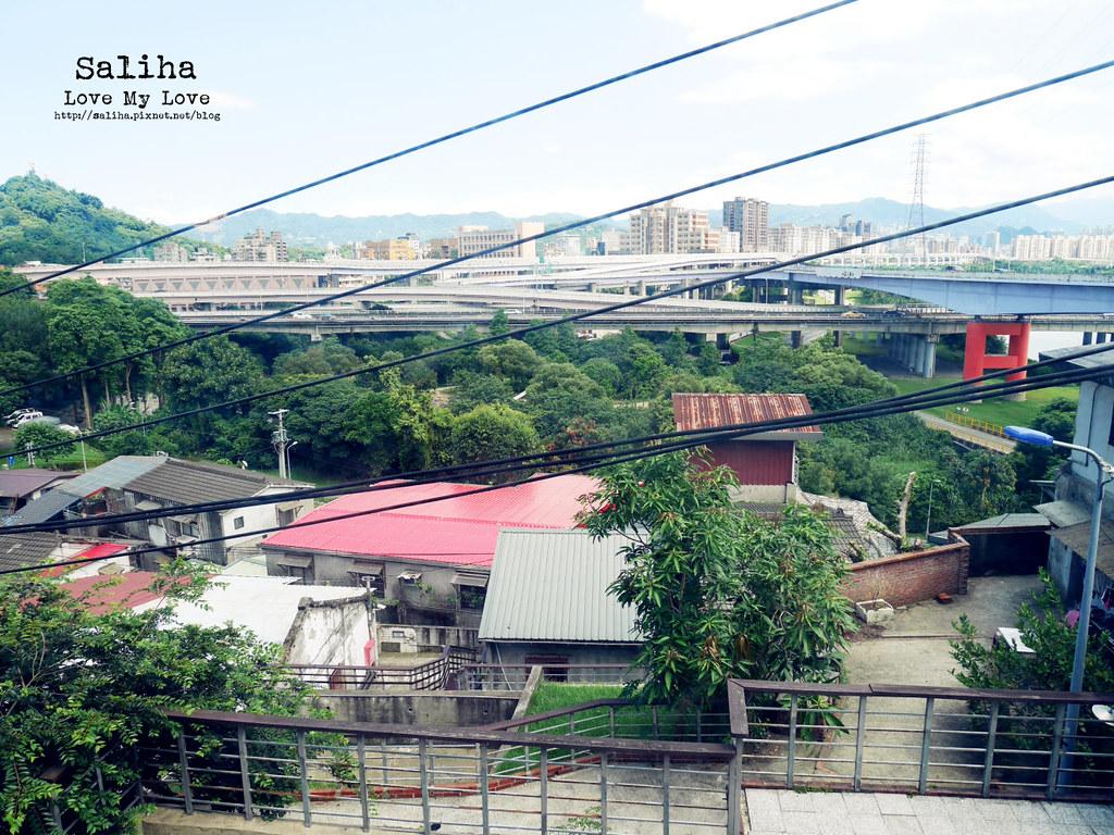台北公館站寶藏巖文青風下午茶尖蚪咖啡館 (5)