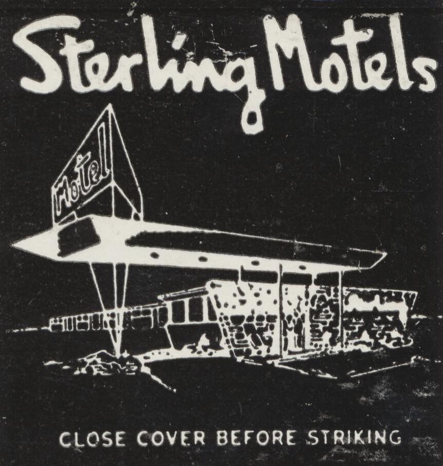 Sterling Motel - Clinton, Iowa