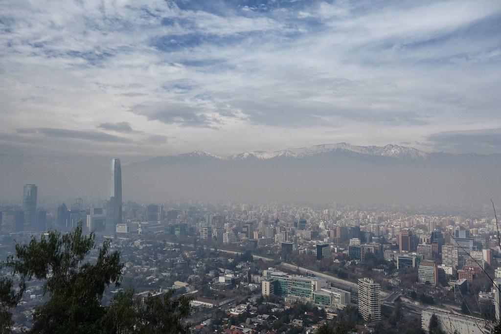 Santiago - Cerro San Cristobal