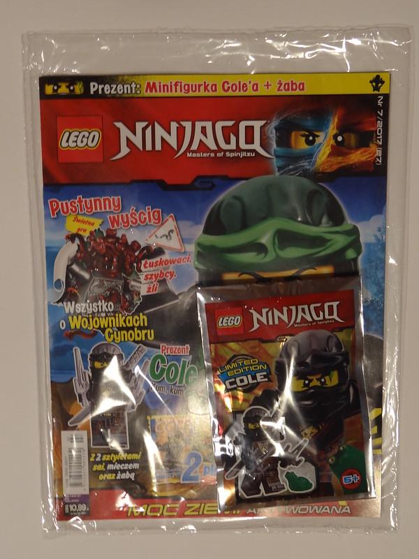 Mini-recenzja #16 – Magazyn Lego Ninjago 7.2017
