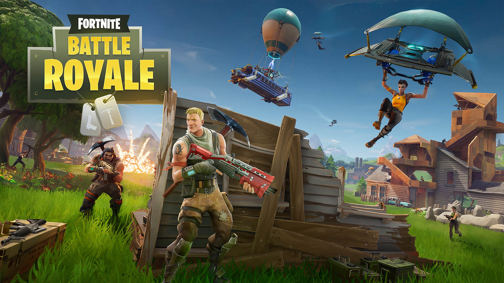Fortnite Receives PUBG Inspired Battle Royale Mode