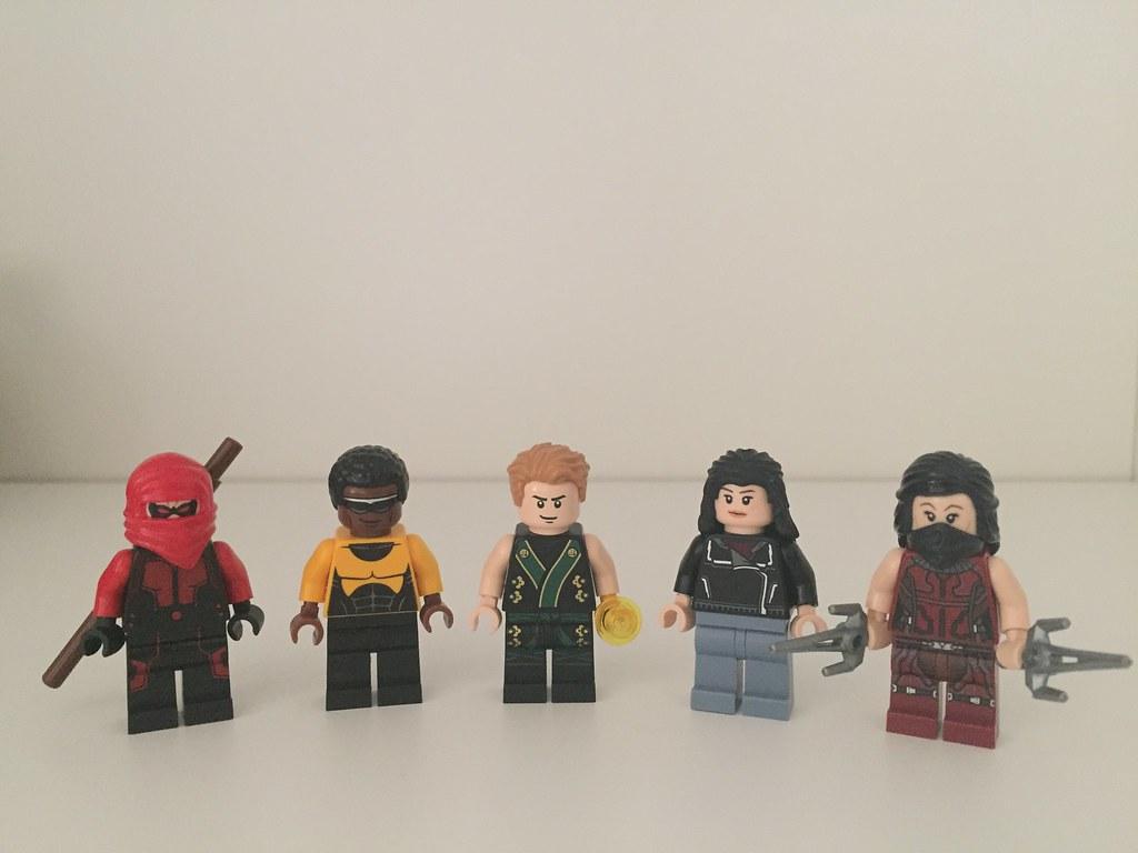 Lego Defenders