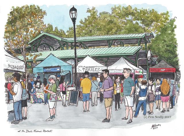 farmers market davis