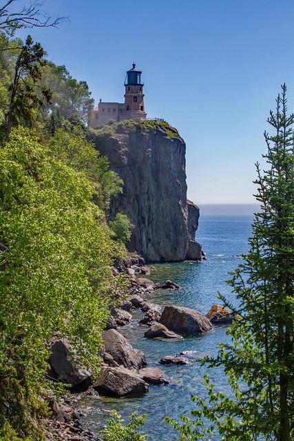 Splitrock Lighthouse Mn