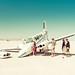 Burning Man Crash? by Trey Ratcliff