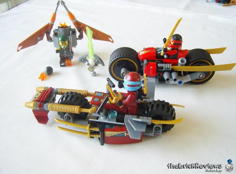 ThebrickReview: 70600 Ninja Bike Chase 36458842102_61a41de48c_c