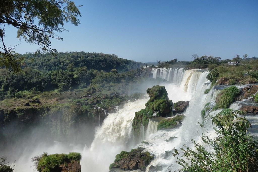 Iguazu - Argentine - Chutes 3