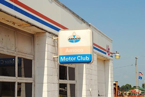 Amoco Motor Club - St. Nazianz, Wisconsin