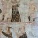 North Stoke wall paintings - north wall, 3