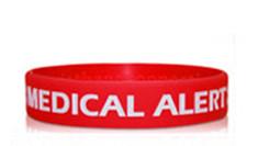 Medical Alert Wristbands And Bracelets for Emergency Identification