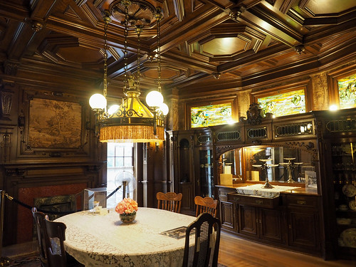 Moss Mansion in Billings, Montana