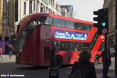 Wrightbus NRM NBFL - LTZ 1302 - LT302 - 453 - Go Ahead London - London 2017 - Steven Gray - IMG_5723