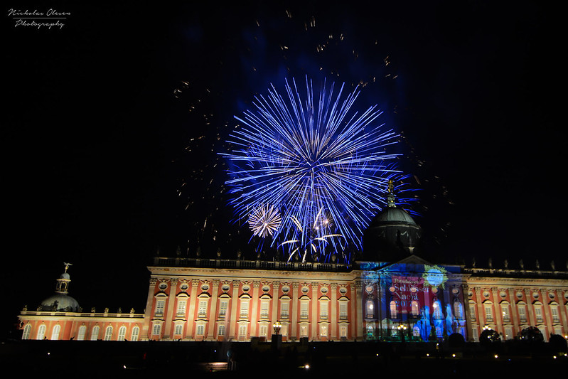 Potsdam | Neues Palais Fireworks