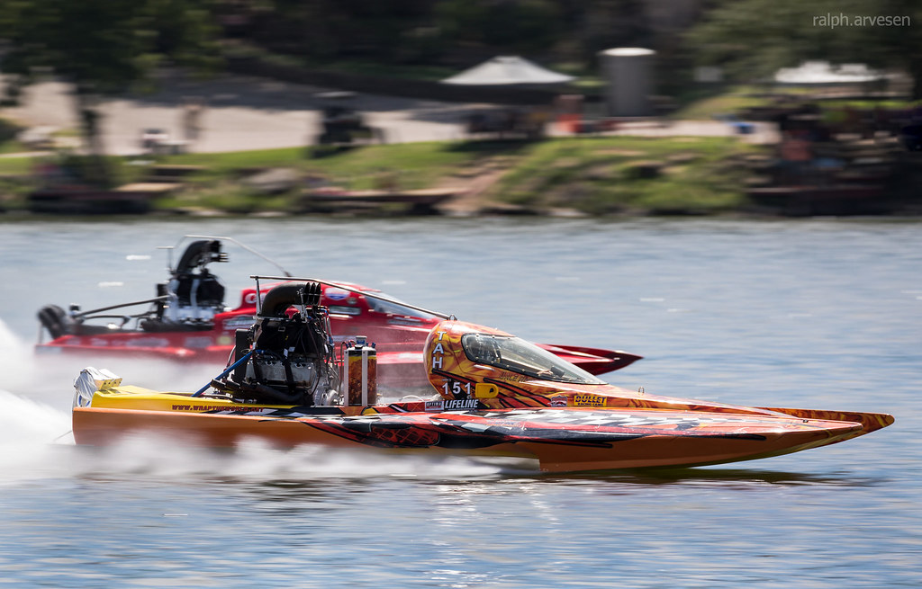 Lucas Oil Drag Boat Race, Top Alcohol Hydro