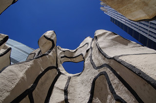 261 Dubuffet's Monument With Standing Beast