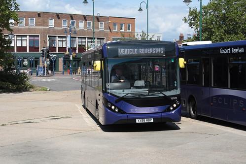 First Hampshire & Dorset 67177 YX66WBP
