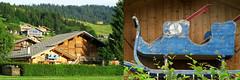Châlet à Crest-Voland, Haute-Savoie, Alpes, France