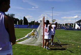 Lacrosse Canada vs. Australia