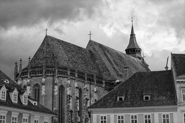 The Black Church - Brasov