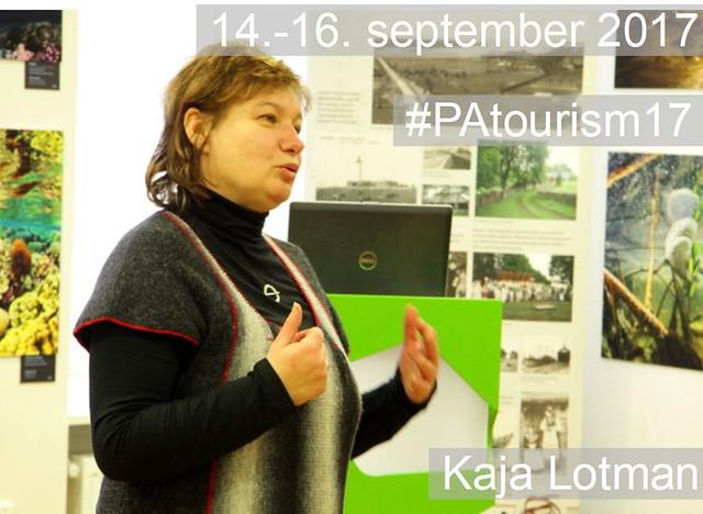Kaja Lotman - speaker at #PAtourism17