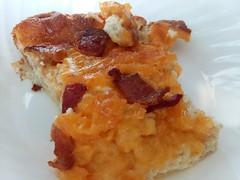 Breakfast Egg Bake.